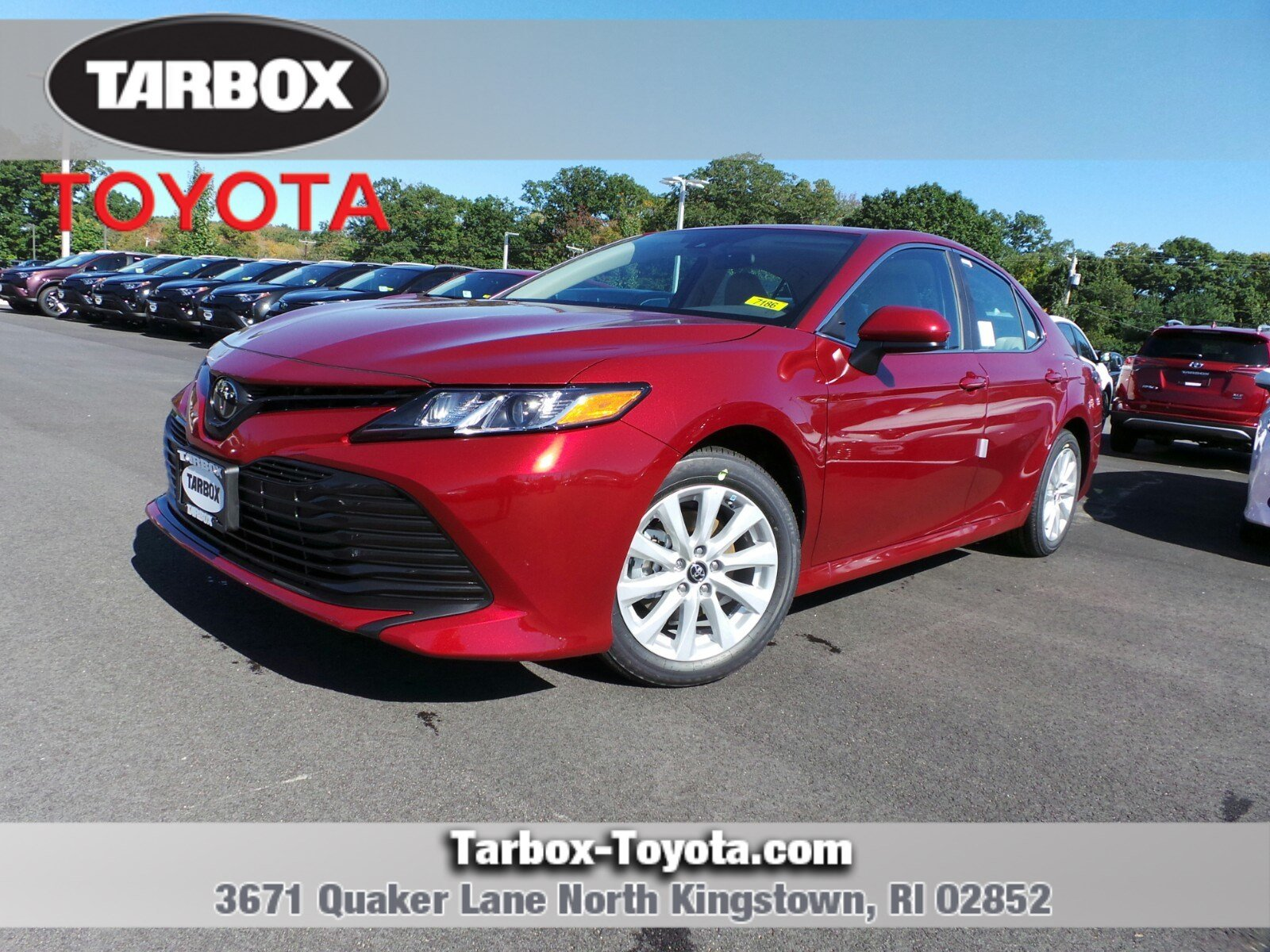 New 2019 Toyota Camry Le 4dr Car In North Kingstown 7186 Tarbox 2009 Fuel Filter Location