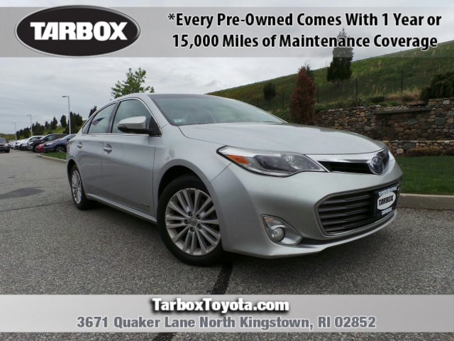 Pre-Owned 2014 Toyota Avalon Hybrid Limited
