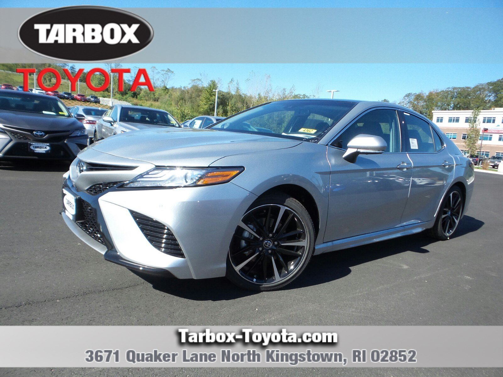 New 2018 Toyota Camry XSE V6 4dr Car in North Kingstown 4362