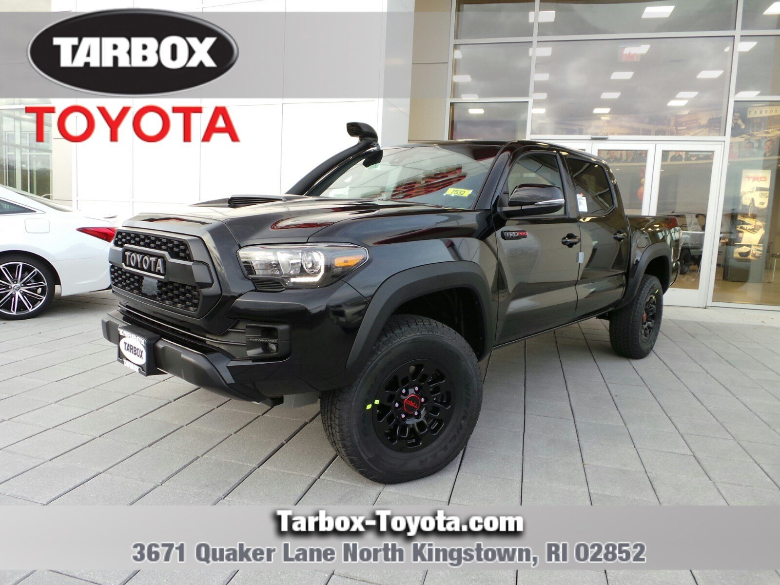 New 2019 Toyota Ta a TRD Pro Double Cab in North Kingstown 7532