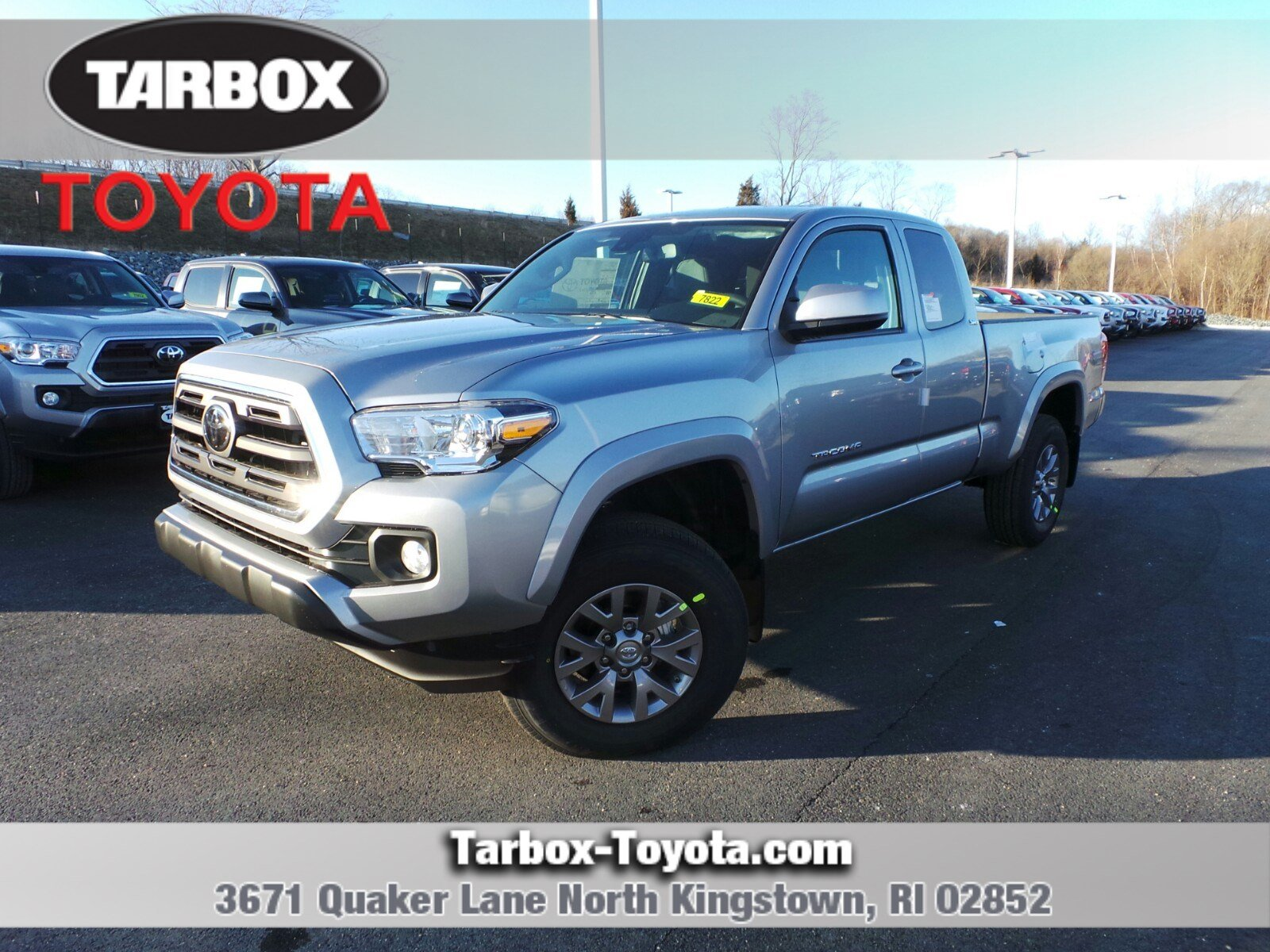 New 2019 Toyota Tacoma Sr5 Access Cab In North Kingstown 7822