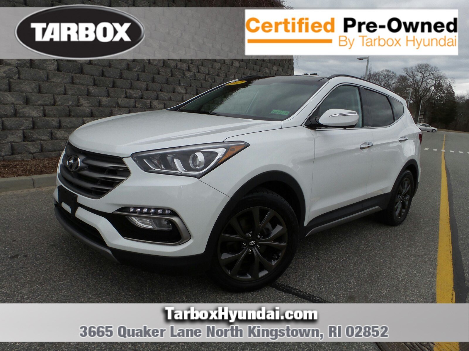 Pre Owned 2017 Hyundai Santa Fe Sport 2.0T Ultimate