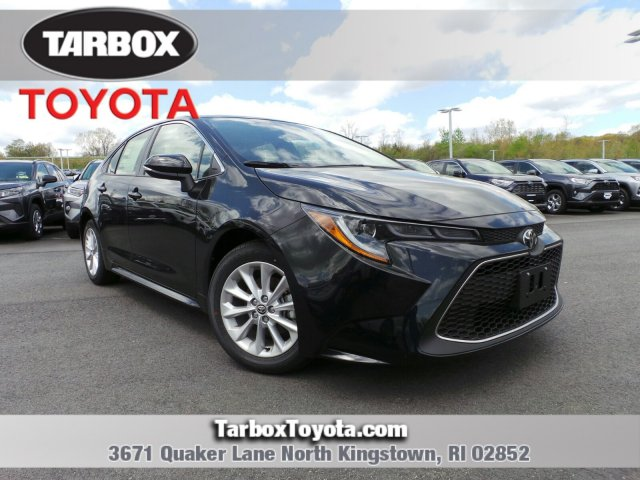 New 2020 Toyota Corolla For Sale In North Kingstown Ri Near Warwick
