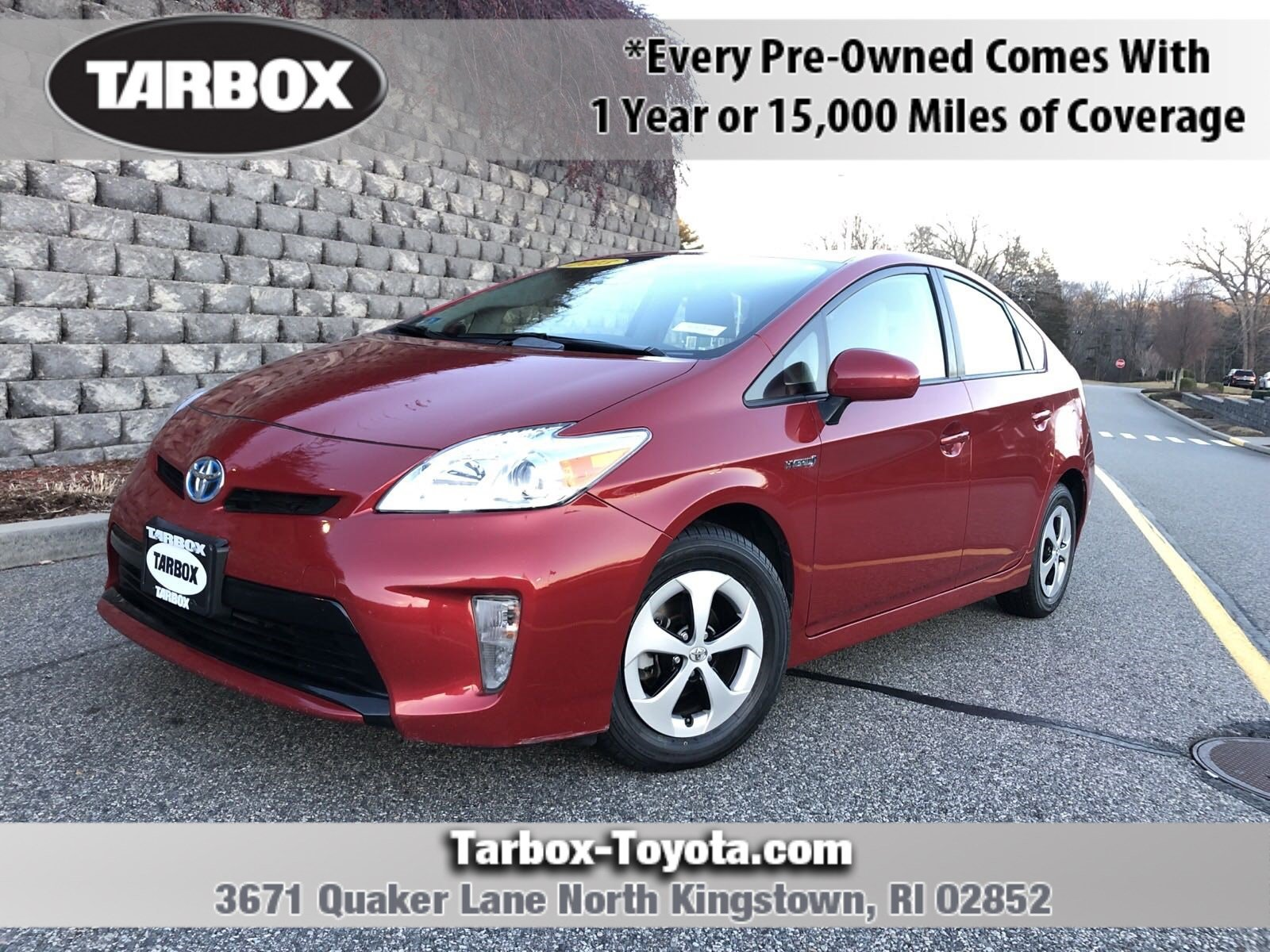 Pre-Owned 2013 Toyota Prius Four