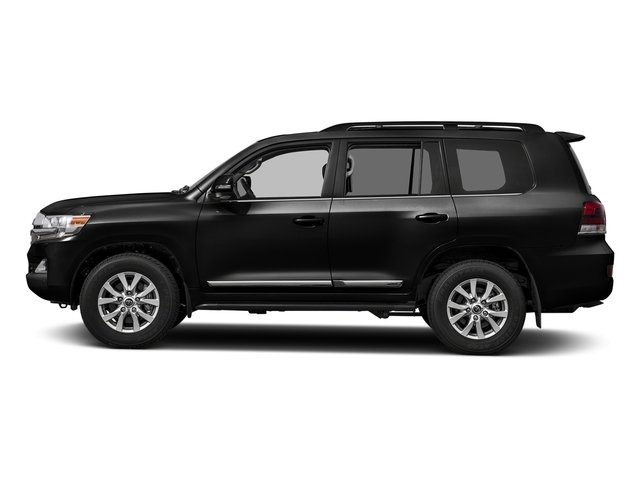 New 2018 Toyota Land Cruiser 4DR 4WD