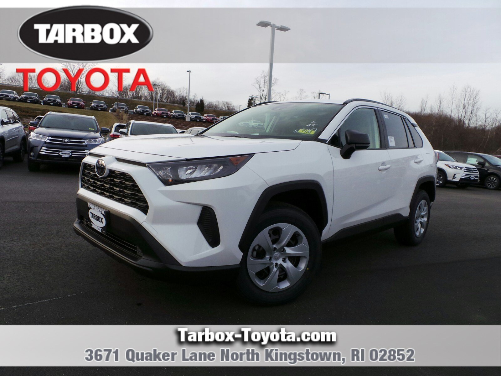 New 2019 Toyota Rav4 Le Sport Utility In North Kingstown 7756