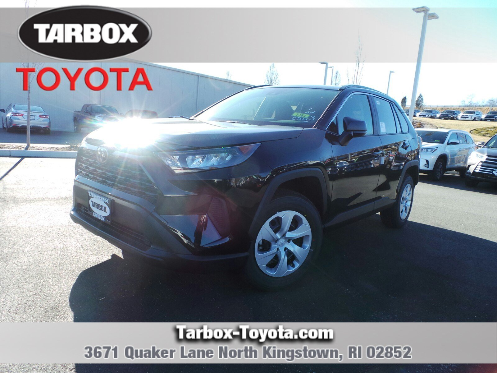 New 2019 Toyota Rav4 Le Sport Utility In North Kingstown 7763