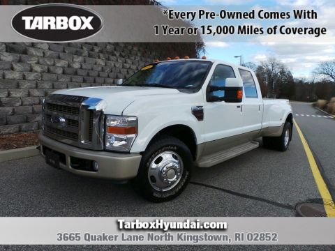 Pre-Owned 2008 Ford Super Duty F-350 DRW King Ranch