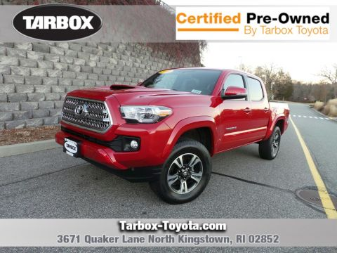 Pre-Owned 2016 Toyota Tacoma