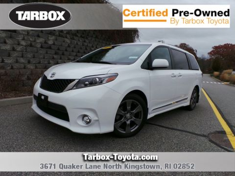 Pre-Owned 2017 Toyota Sienna SE