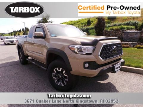 Pre-Owned 2019 Toyota Tacoma 4WD TRD Offroad